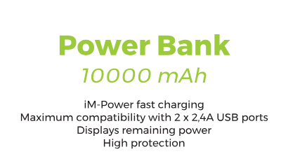 Power Bank - 0,40€/day
