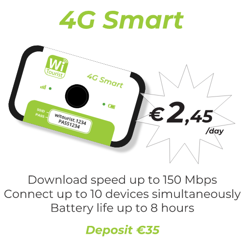 pocket Wifi 4G Smart