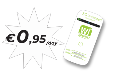pocket wifi 3G Basic - Truly Unlimited