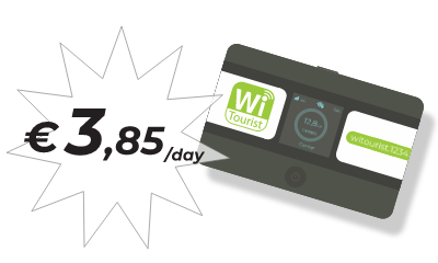 pocket wifi 4G Pro - Truly Unlimited