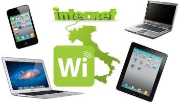 WiFi Internet in italy