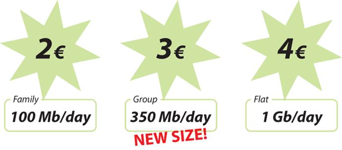 internet wifi price list 2014